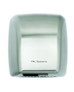 Hand Dryer 2100 Watts, Brushed Stainless Steel