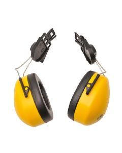 Clip On Ear Muffs to fit SA030 Yellow