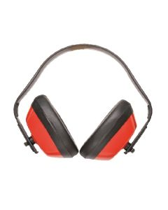 Classic Ear Protector Red