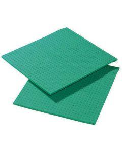 Cellulose Sponge Cloth, Green